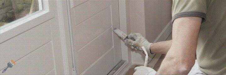 Deuren schilderen of verven