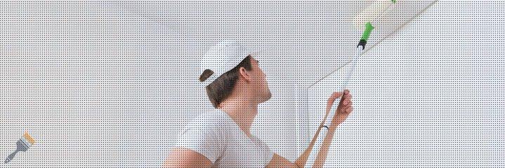 Plafond sauzen binnenschilder